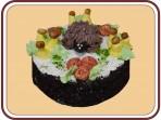 Торт «Лесной ёж»