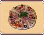 Пицца круглая